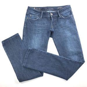 DL1961 | Jessica Skinny Dark Wash Jean 360 Comfort